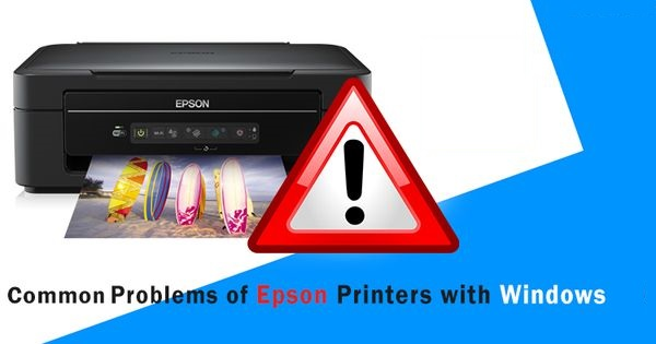Set up Epson printer problem