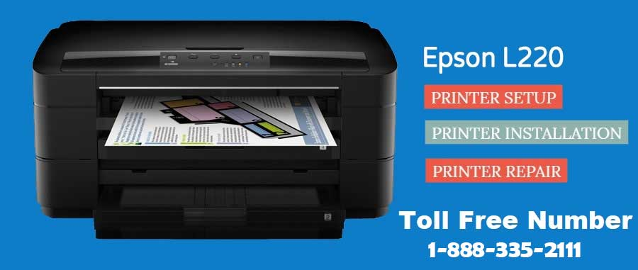 Epson L220 Printer Set up