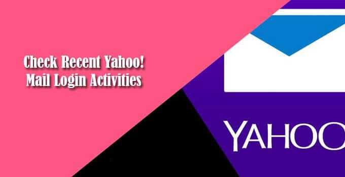 recent-yahoo-mail-login-Activities