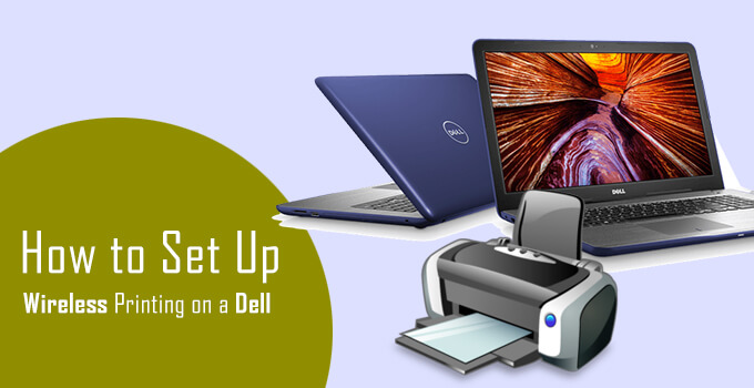 Set-Up-Wireless-Printing-on-a-Dell-printer