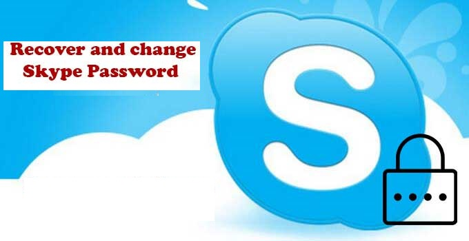 Recover-and-change-Skype-Password
