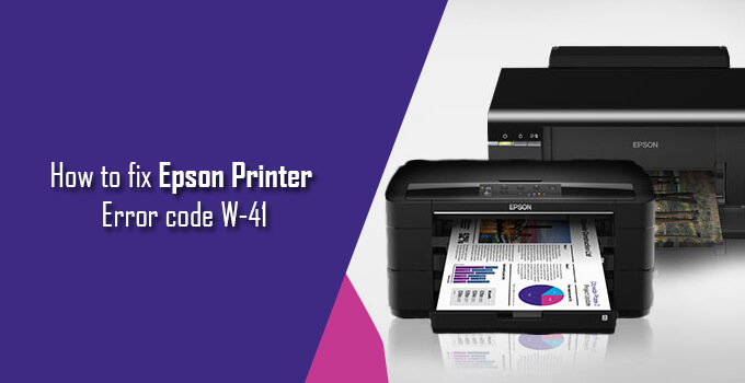 fix-Epson-Printer-Error-code-W-41